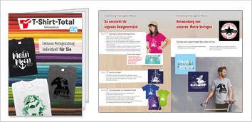 Individualdruck Katalog